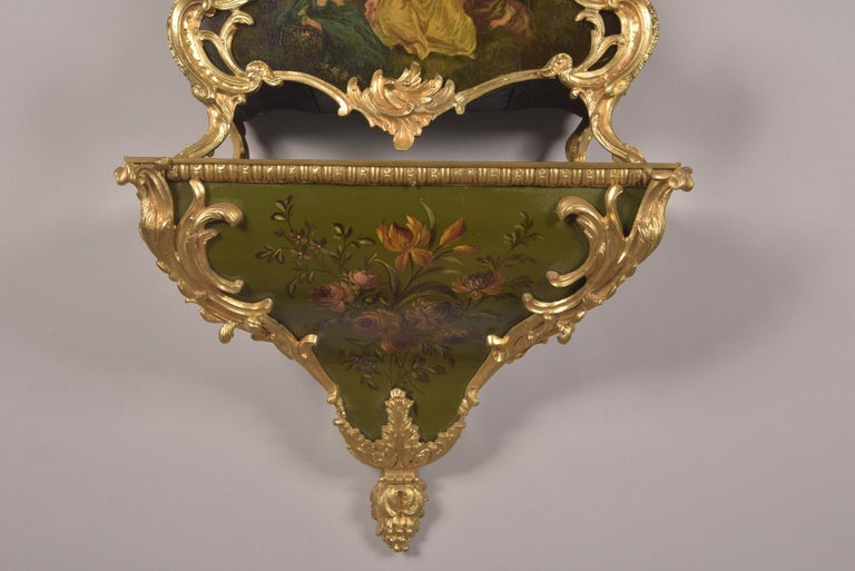 19th Century Large High Quality French Gilt Bronze Empire Pendulum with Apollo, circa 1830 For Sale