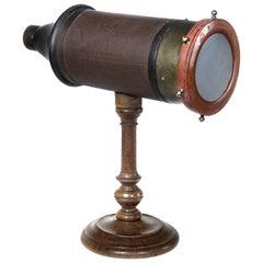 Large Impressive 1800s Kalidoscope