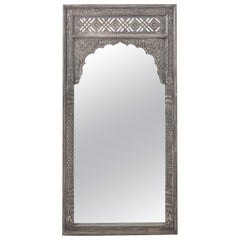 Large Indian Fragment Mirror