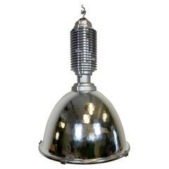 Large Industrial Pendant Lamp by Charles Keller for Zumtobel Staff, 1990