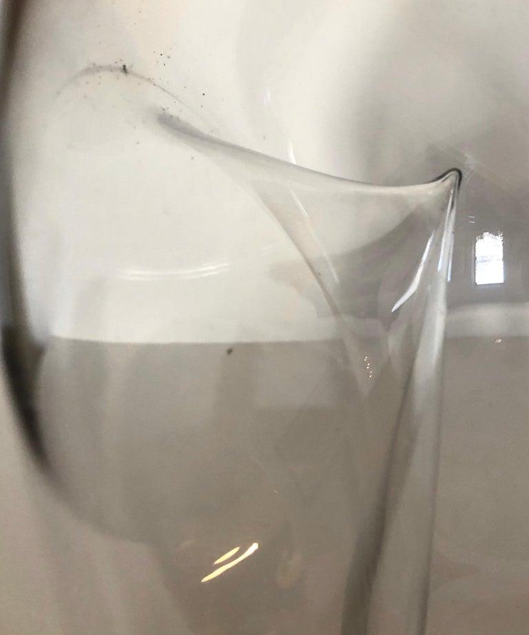 Large Ingeborg Lundin Expo Vase for Orrefors For Sale 2