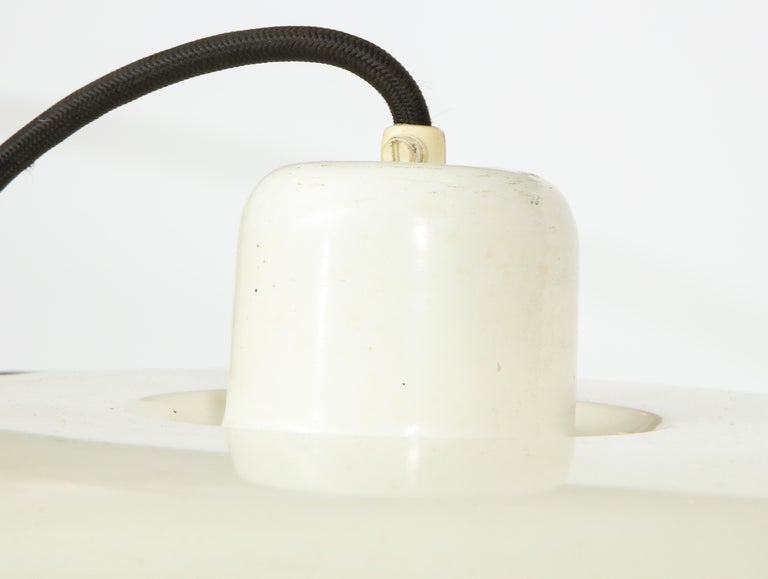 Large Italian Counterweight Light Fixture For Sale 8