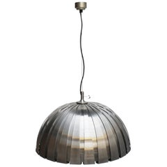 Large Italian Pendant by Martinelli Luce