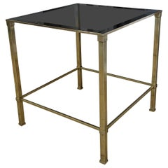 Large Italian Square End or Side Table