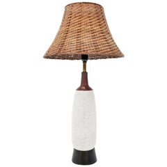 Large Jaap Ravelli Ceramic Table Lamp