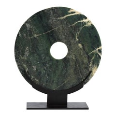Large Jade Disc