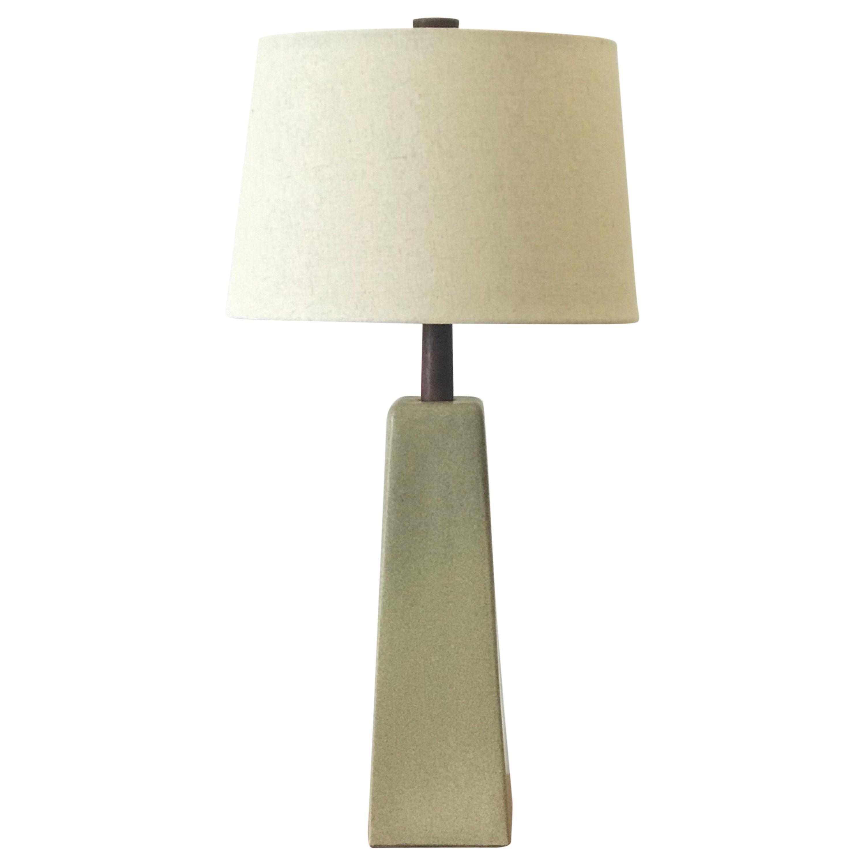 Large Jane and Gordon Martz Ceramic Table Lamp for Marshall Studios