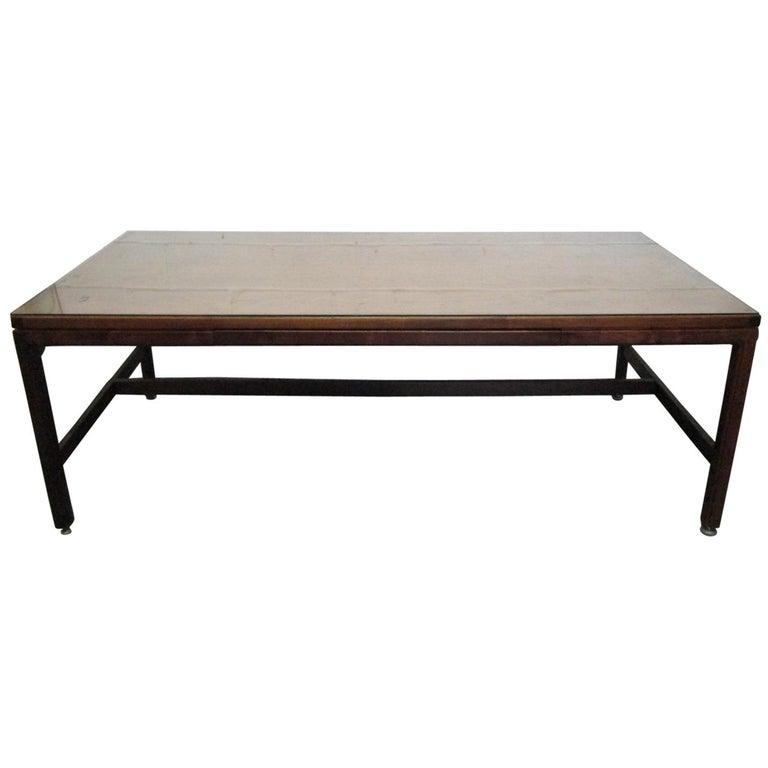 Large Jens Risom Desk For Sale