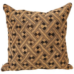 Large Kuba Cloth Cushion