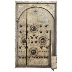 Large Late 19th Century Pinball Game
