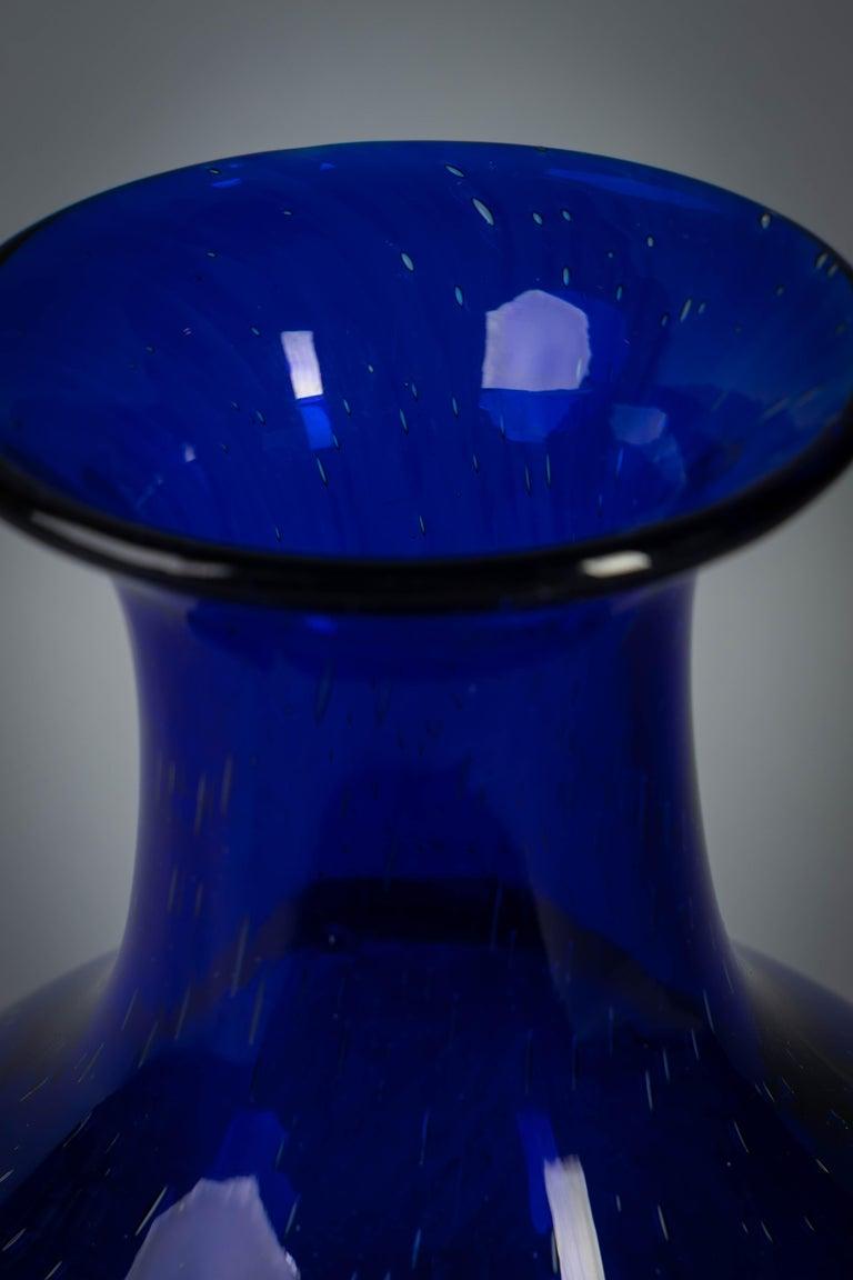 Austrian Large Loetz Glass Titania Vase, circa 1900 For Sale