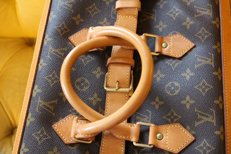 Large Louis Vuitton Bag 50, Large Louis Vuitton Duffle Bag,Louis Vuitton Travel In Excellent Condition For Sale In Saint-ouen, FR