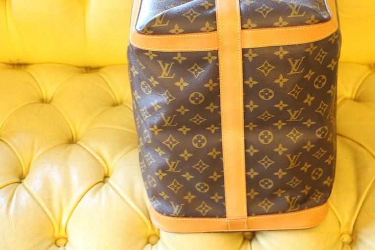 Women's or Men's Large Louis Vuitton Bag 50, Large Louis Vuitton Duffle Bag,Louis Vuitton Travel For Sale