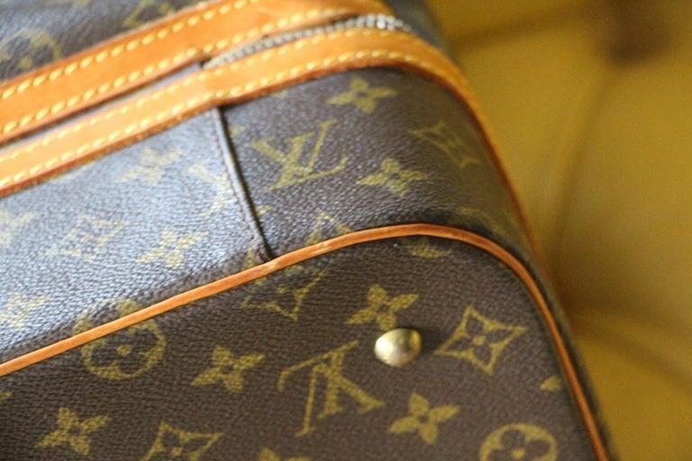 Large Louis Vuitton Bag, Large Louis Vuitton Duffle Bag For Sale 6