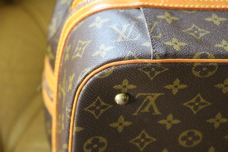 Large Louis Vuitton Bag, Large Louis Vuitton Duffle Bag For Sale 7