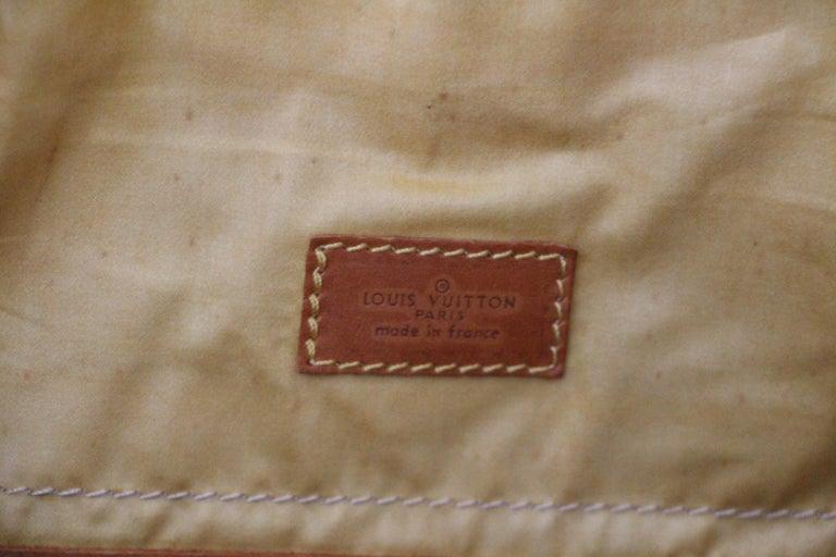 Large Louis Vuitton Bag, Large Louis Vuitton Duffle Bag For Sale 12