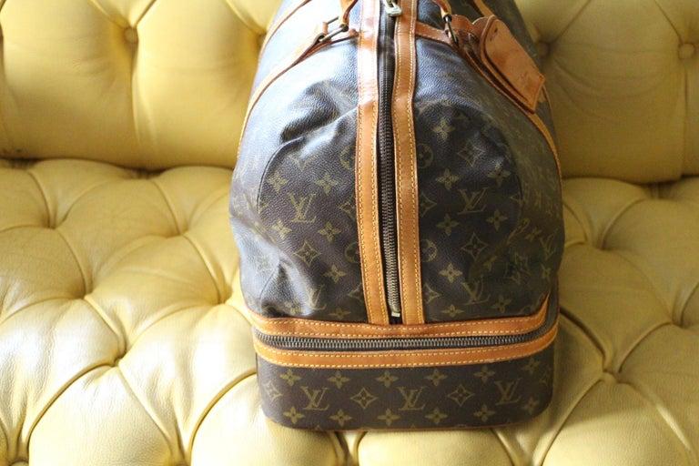 Large Louis Vuitton Bag, Large Louis Vuitton Duffle Bag For Sale 1