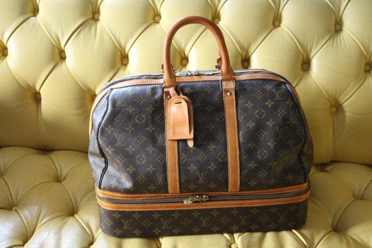 Large Louis Vuitton Bag, Large Louis Vuitton Duffle Bag For Sale 2