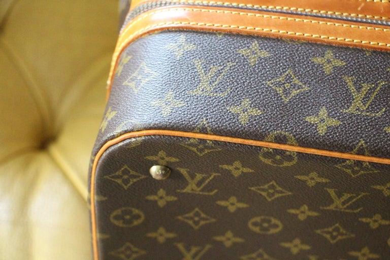 Large Louis Vuitton Bag, Large Louis Vuitton Duffle Bag For Sale 5