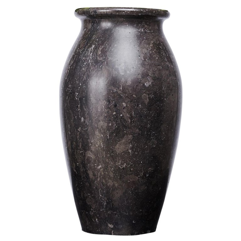 Large Marble Vase by Kelly Wearstler for the Viceroy Miami For Sale