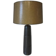 Large Martz Pottery Table Lamp for Marshall Studios