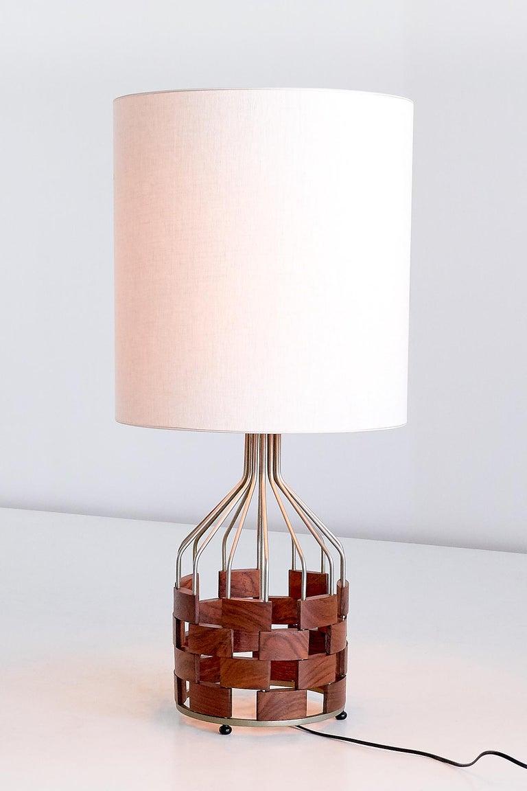 Italian Large Maurizio Tempestini Table Lamp for Casey Fantin, Florence, 1961 For Sale