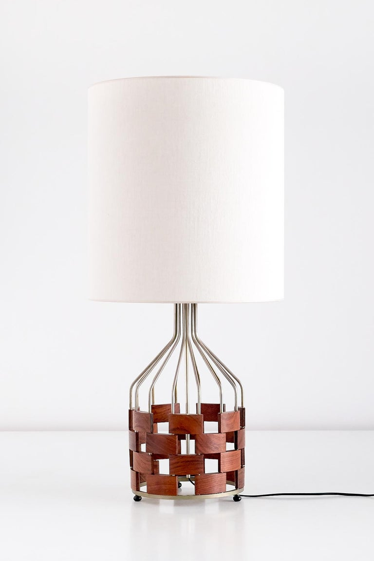 Large Maurizio Tempestini Table Lamp for Casey Fantin, Florence, 1961 In Good Condition For Sale In The Hague, NL