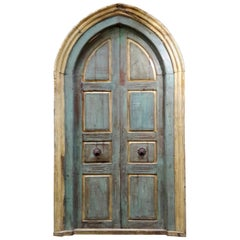 Large Mediterranean Door French Provincial, France