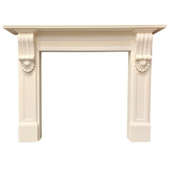 1940s Fireplaces and Mantels
