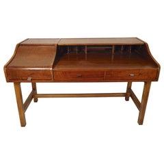 Large Midcentury Desk by Lane