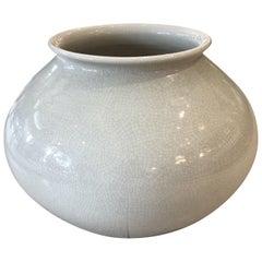 Large Mid-Century Modern Bitossi Vase Vessel