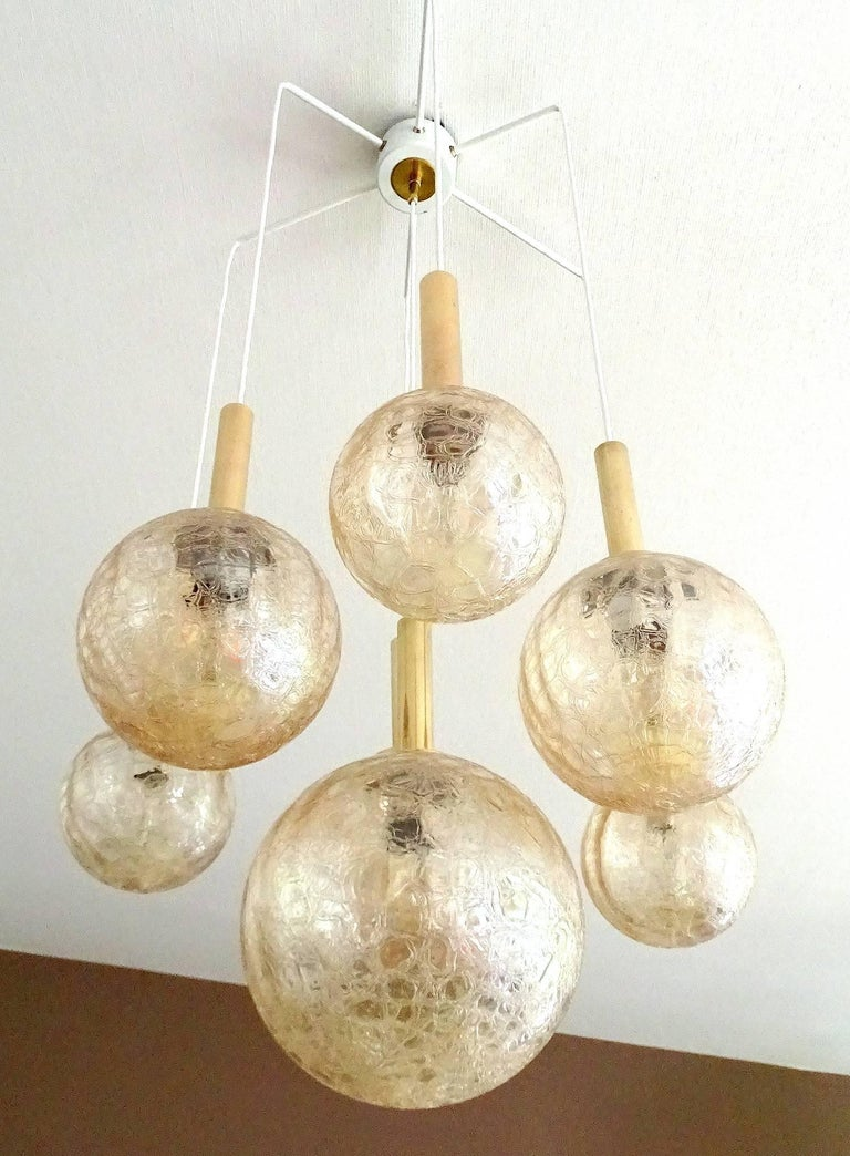 for loft room living globe and chandeliers branch contemporary modern globes buble soho chandelier pendant lights