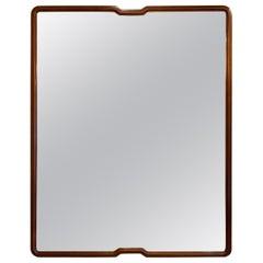 Large Midcentury Italian Mirror