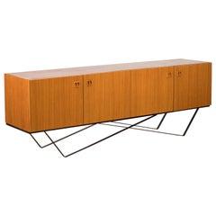 Large Minimalist Midcentury Sideboard