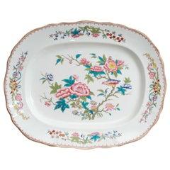 Large Minton Porcelain Platter
