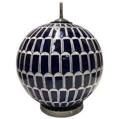 Large Moderne Single Table Lamp