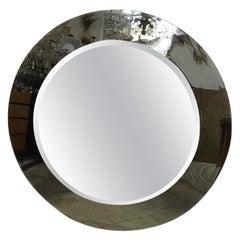 Large Moderne Style Italian Mirror