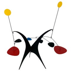 Large Modernist Stabile or Table Sculpture by Graham Mitchell Sears