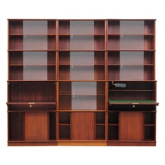 Large Modular Bookshelve Model Oscar