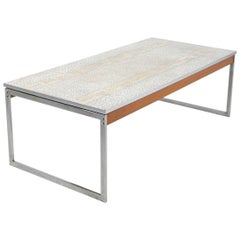 Large Mosaic Coffee Table