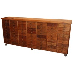 Large Multi-Drawer Cabinet