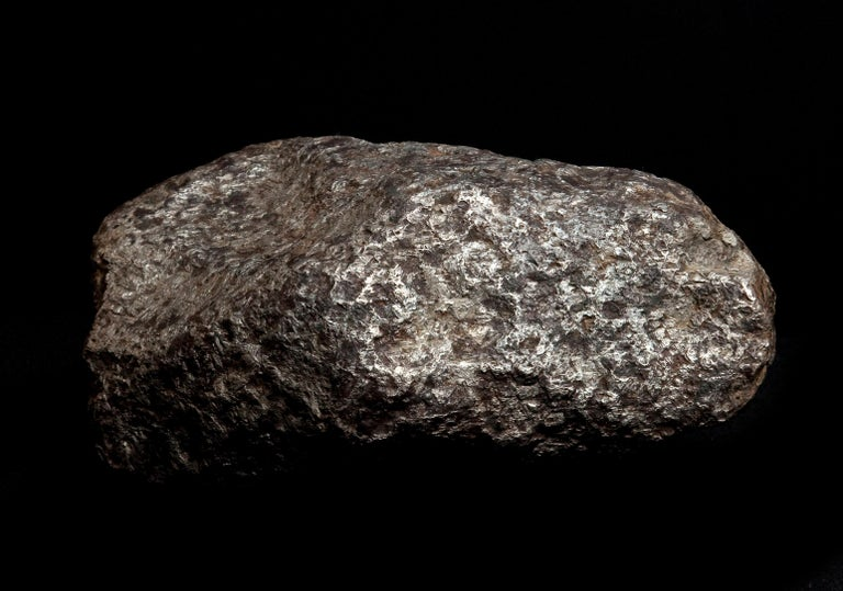 A spectacular Meteorite from outer Space dating billions of years old. This incredible asteroid fragment weighs approximately 60kgs making it one of the densest materials found on earth.     Since 1986 Dale Rogers has been sourcing the grandest