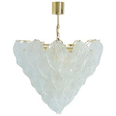 Large Murano Glass Chandelier