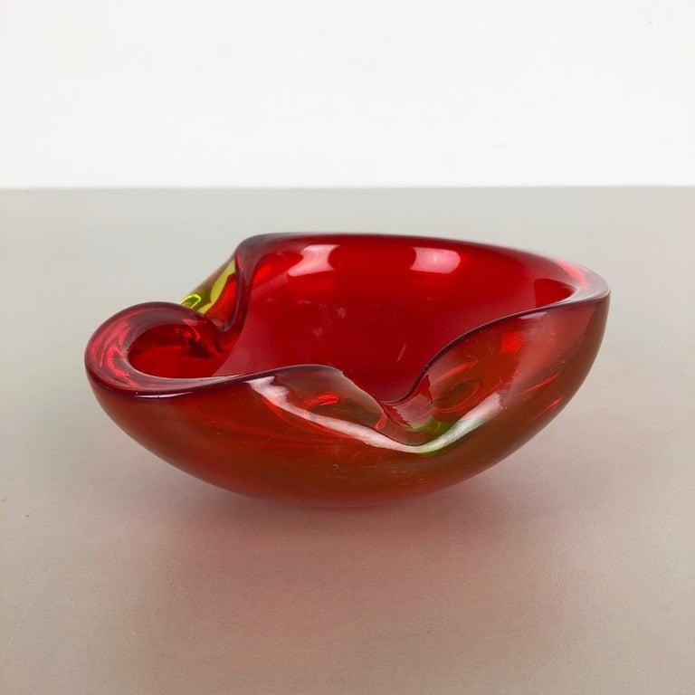 Mid-Century Modern Large Murano Glass