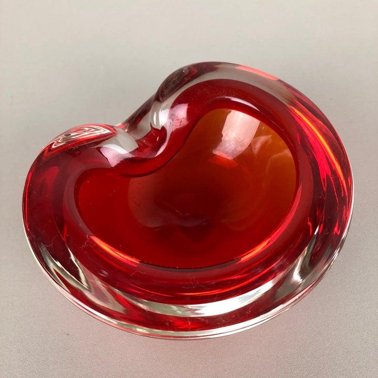 20th Century Large Murano Glass