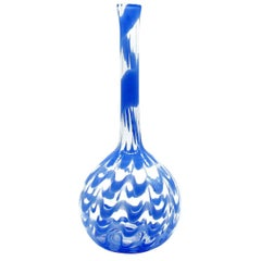 Large Murano Soliflore Vase by Barovier and Toso