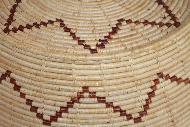 Large Native American Basket For Sale 1