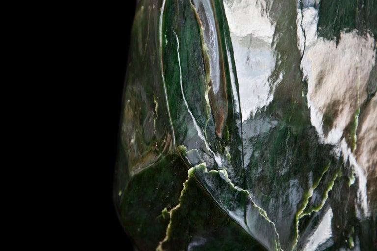 Pakistani Large Nephrite Jade Freeform For Sale