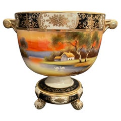Large Noritake Centerpiece Bowl