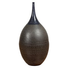 Large Northern Thai Chiang Mai Contemporary Vase from the Prem Collection